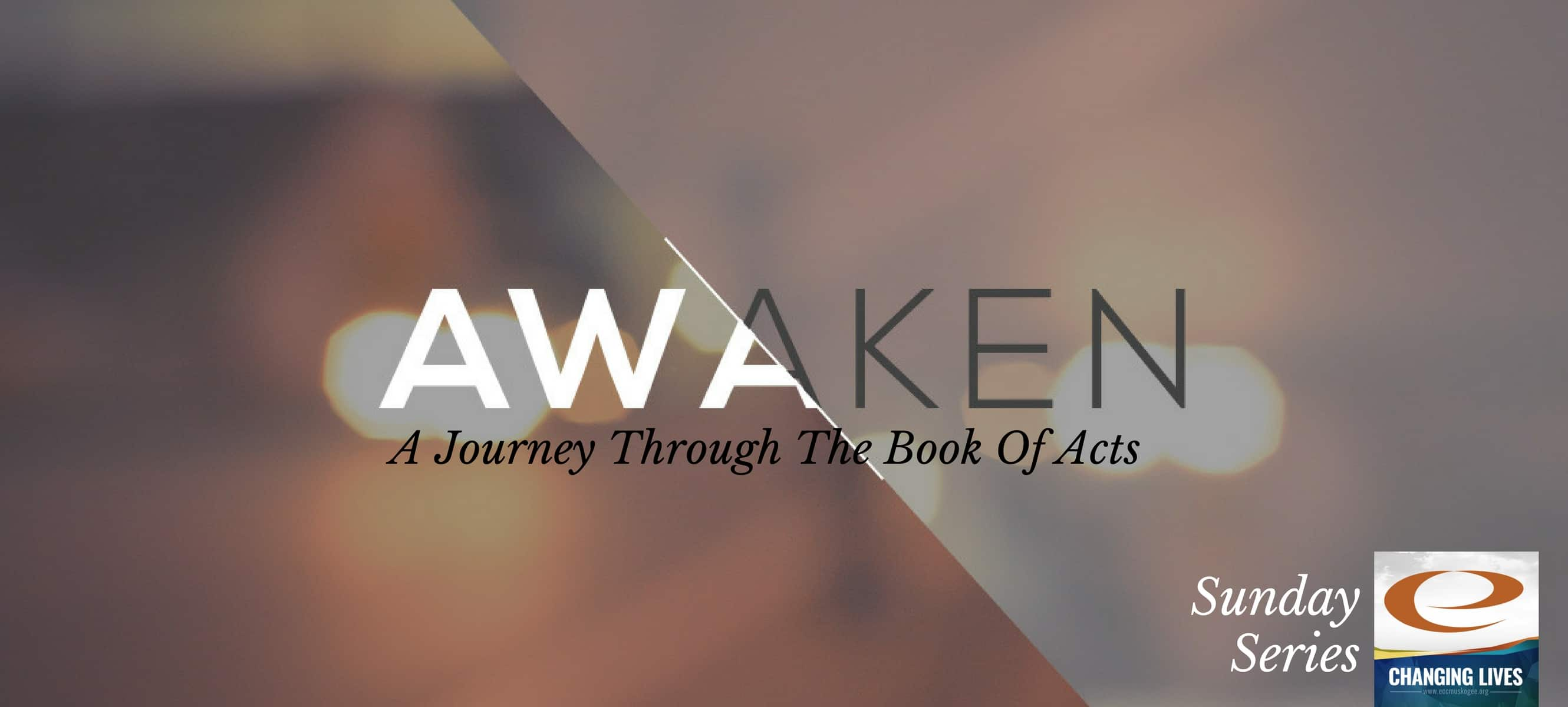 Awaken_ A Journey Through The Book of Acts Web Slider