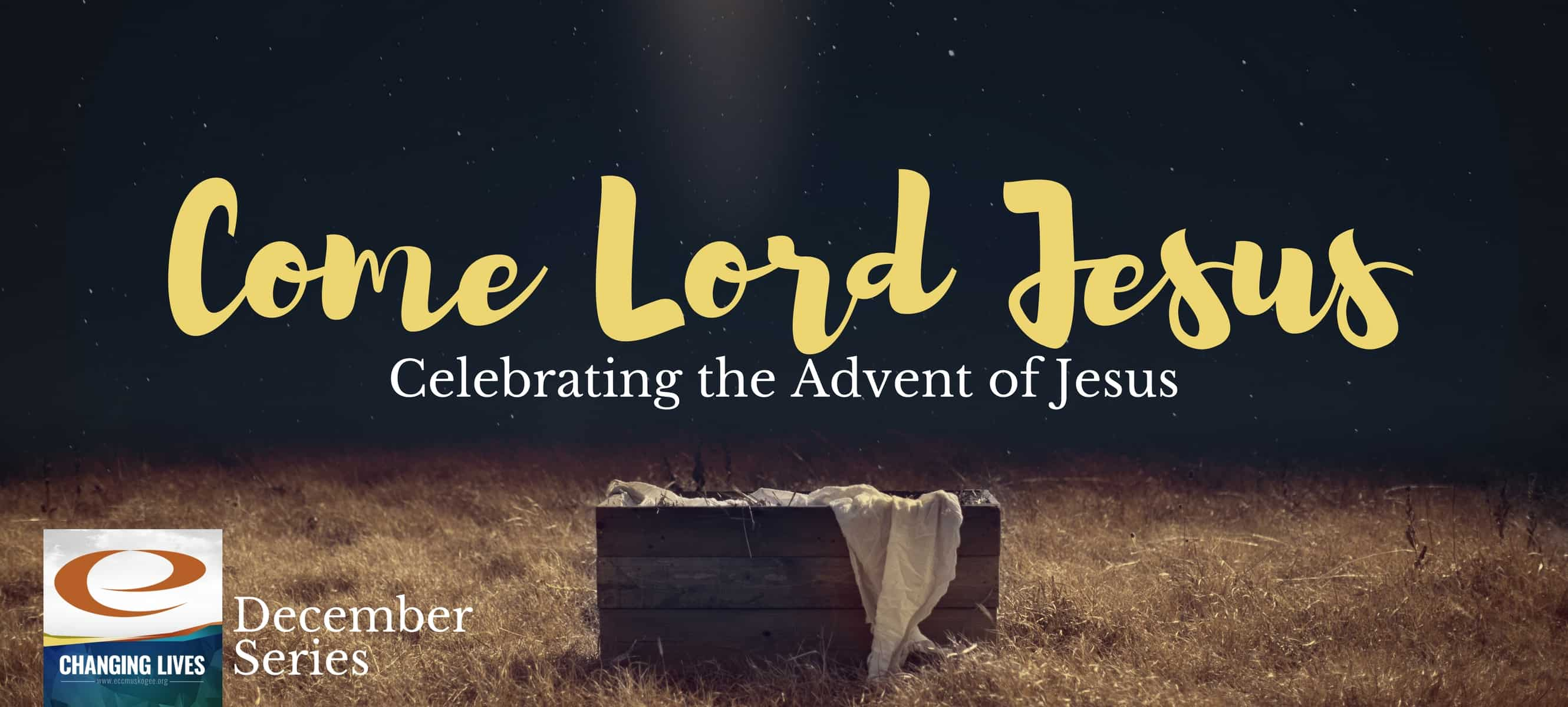 Come Lord Jesus Website_ Home Page Slider